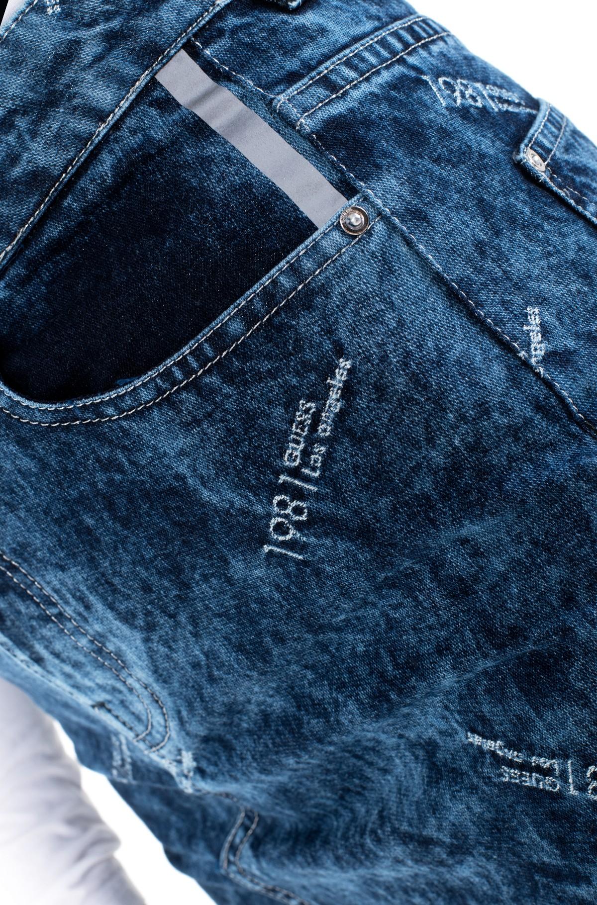 Denim skirt  W0YD92 D42D1-full-2