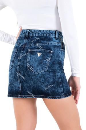Denim skirt  W0YD92 D42D1-3