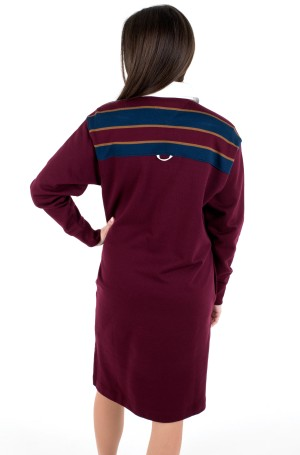 Kleit ICON OVERSIZED RUGBY DRESS LS-3