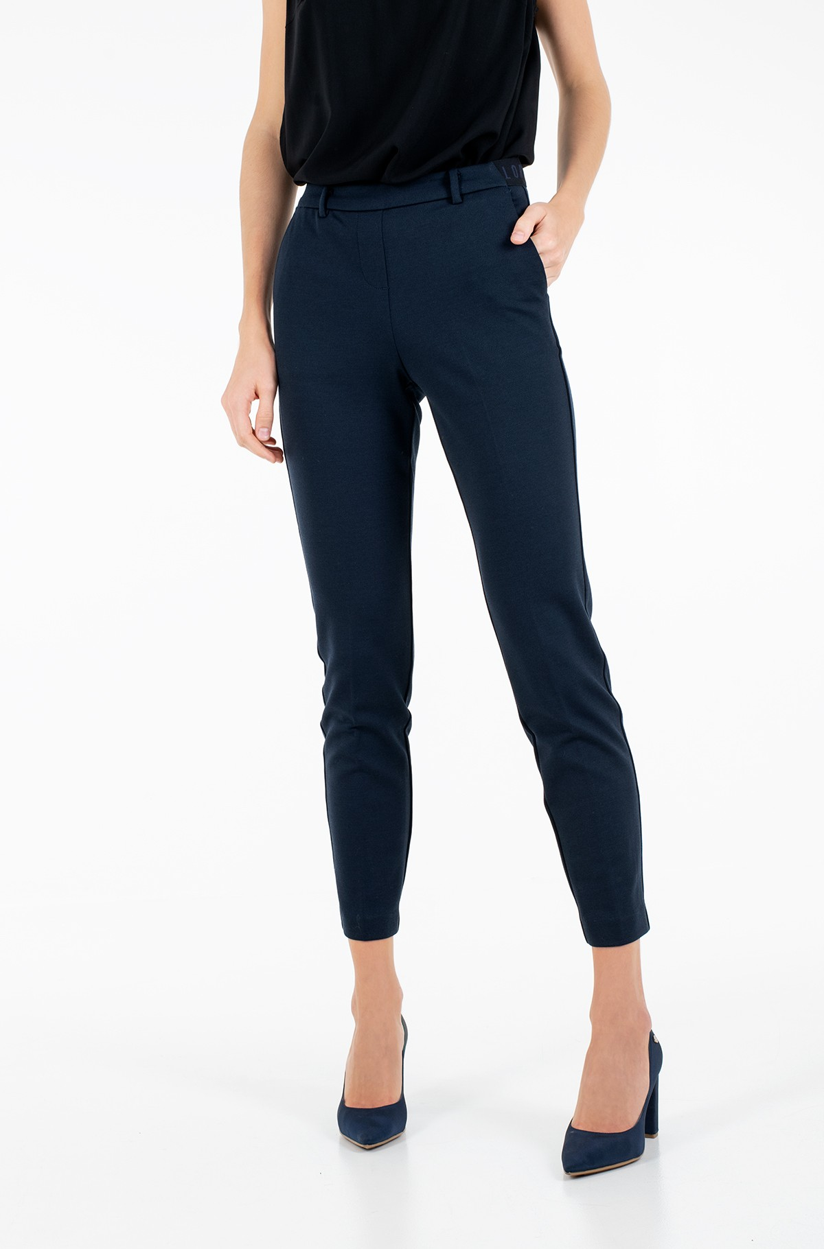 Fabric trousers 1021196-full-1