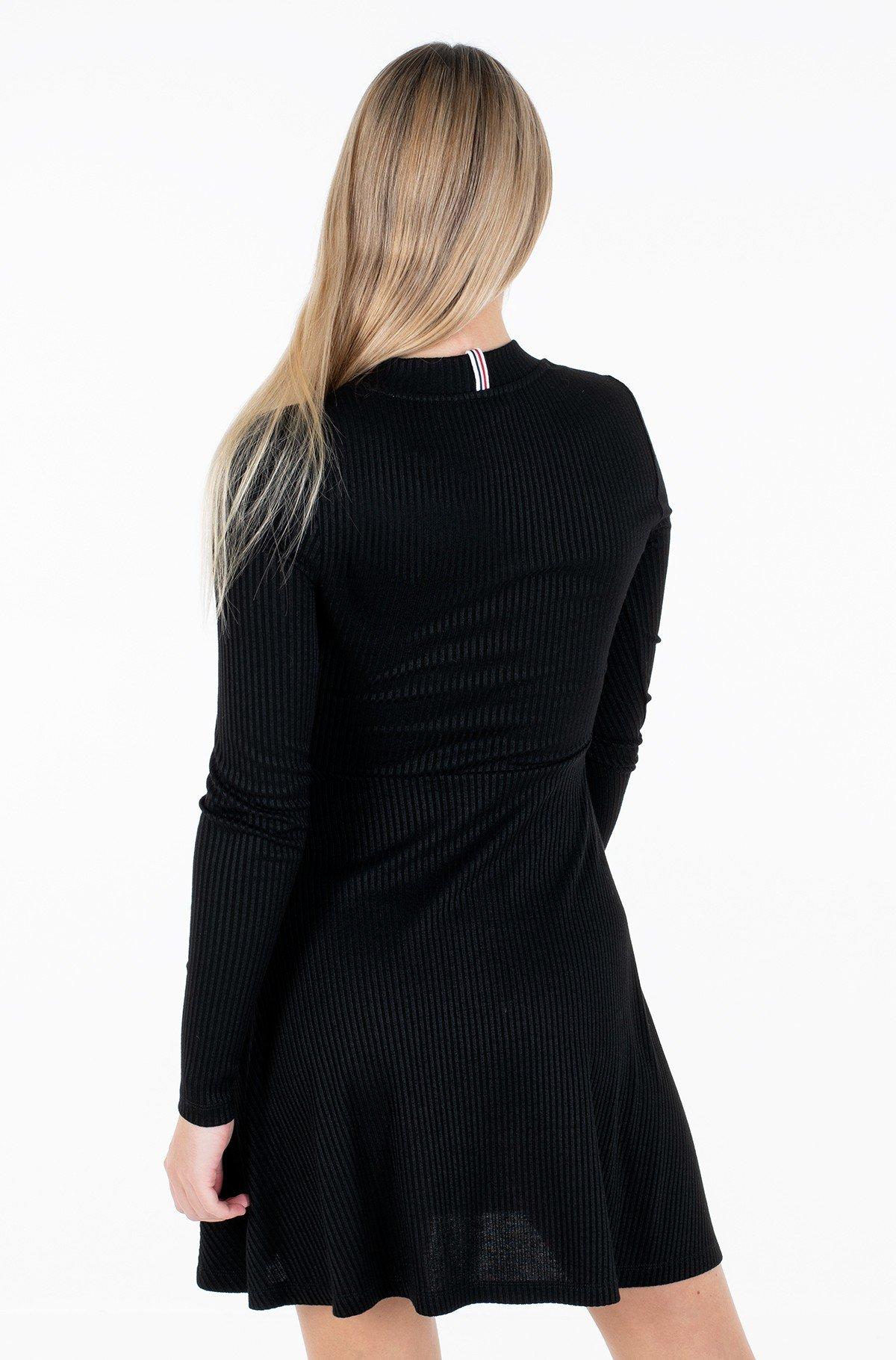 Kleit TJW FITFLARE LONGSLEEVE DRESS-full-3