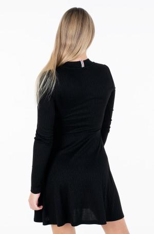 Kleit TJW FITFLARE LONGSLEEVE DRESS-3