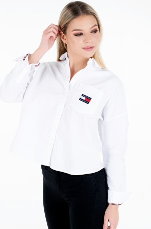 Shirt TJW TOMMY BADGE SHIRT-1