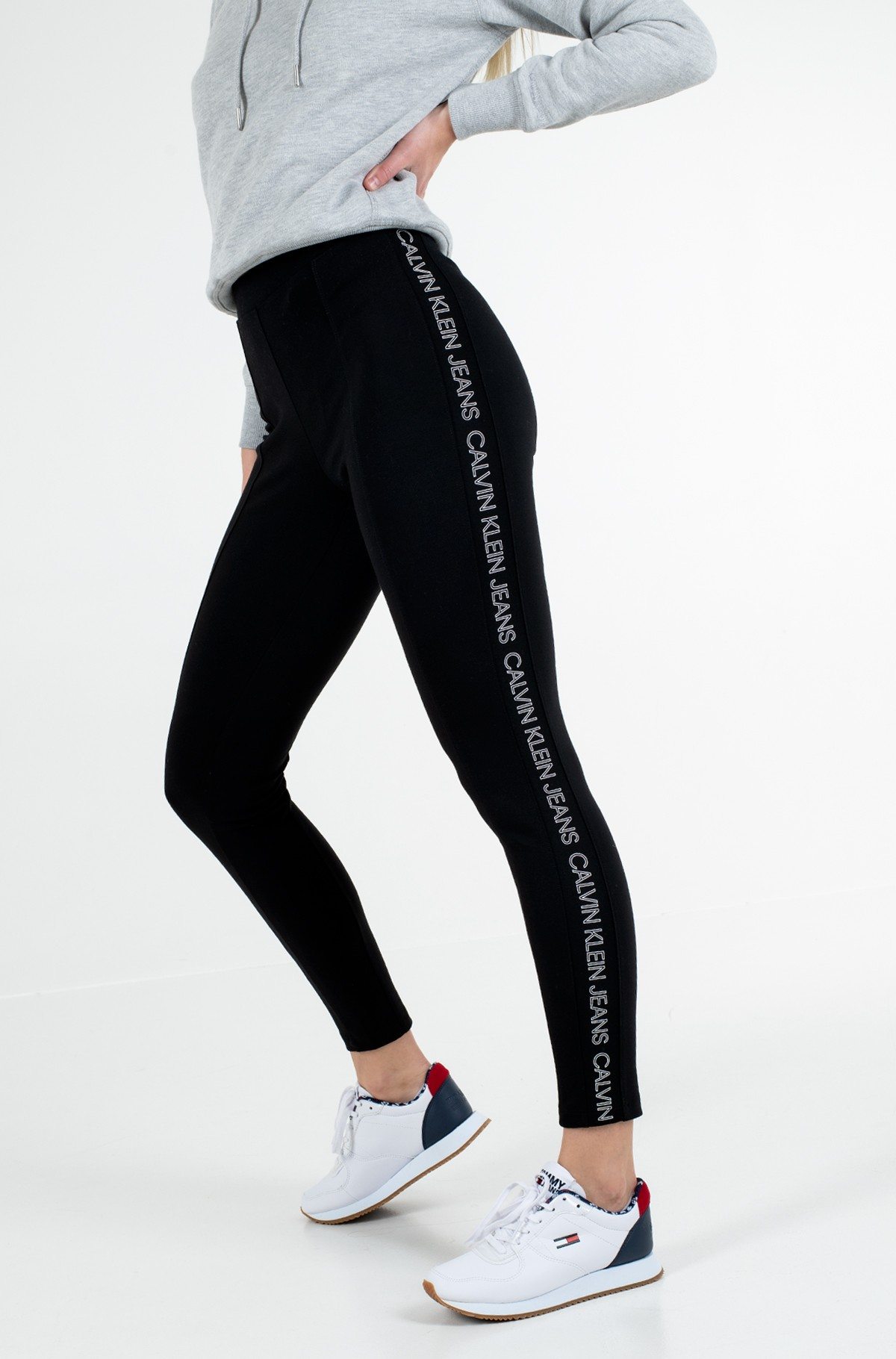 Leggings MOTO OUTLINE LOGO MILANO LEGGING-full-1