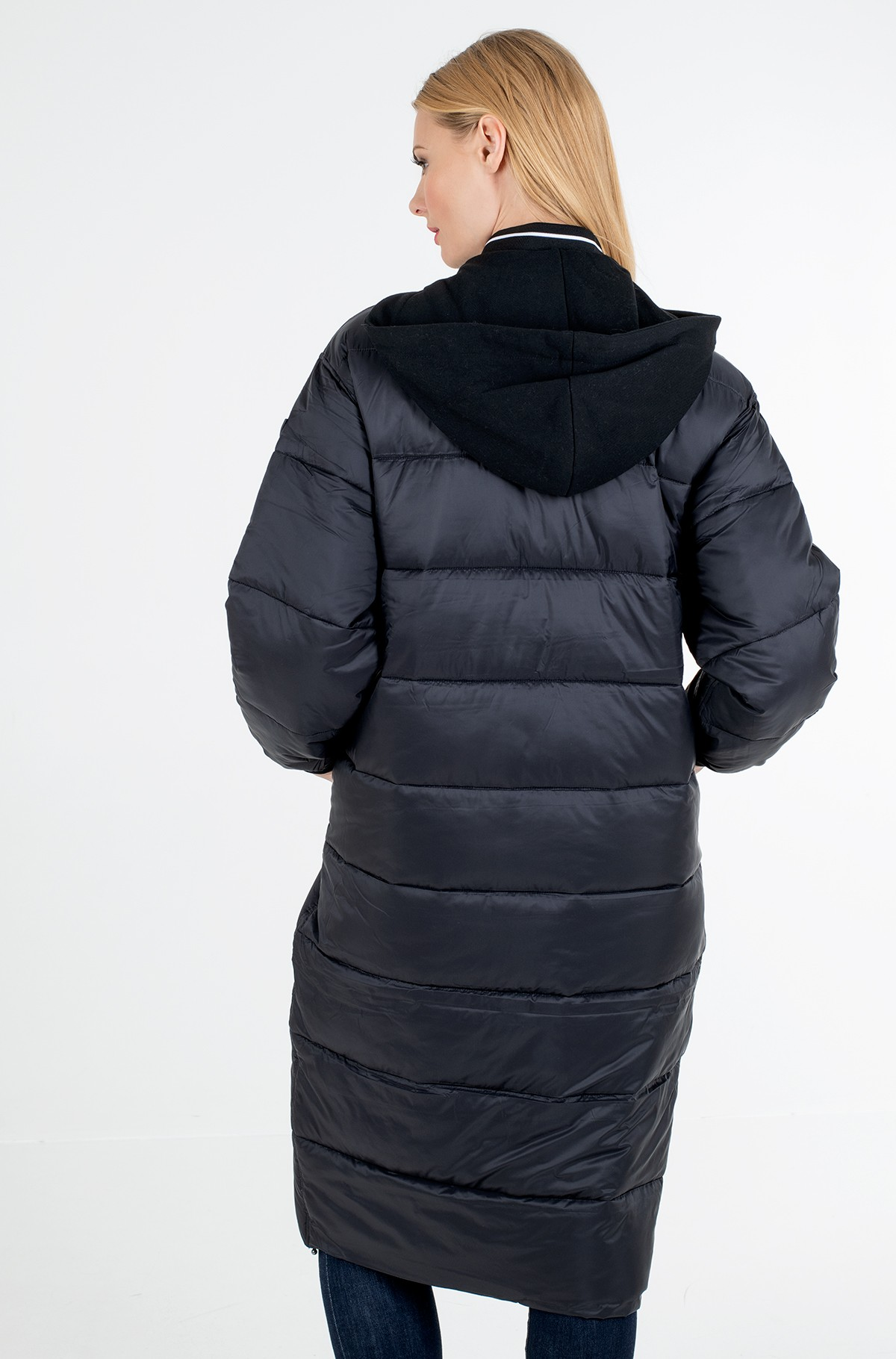 Reversible coat W0BL0B WDAY0-full-4