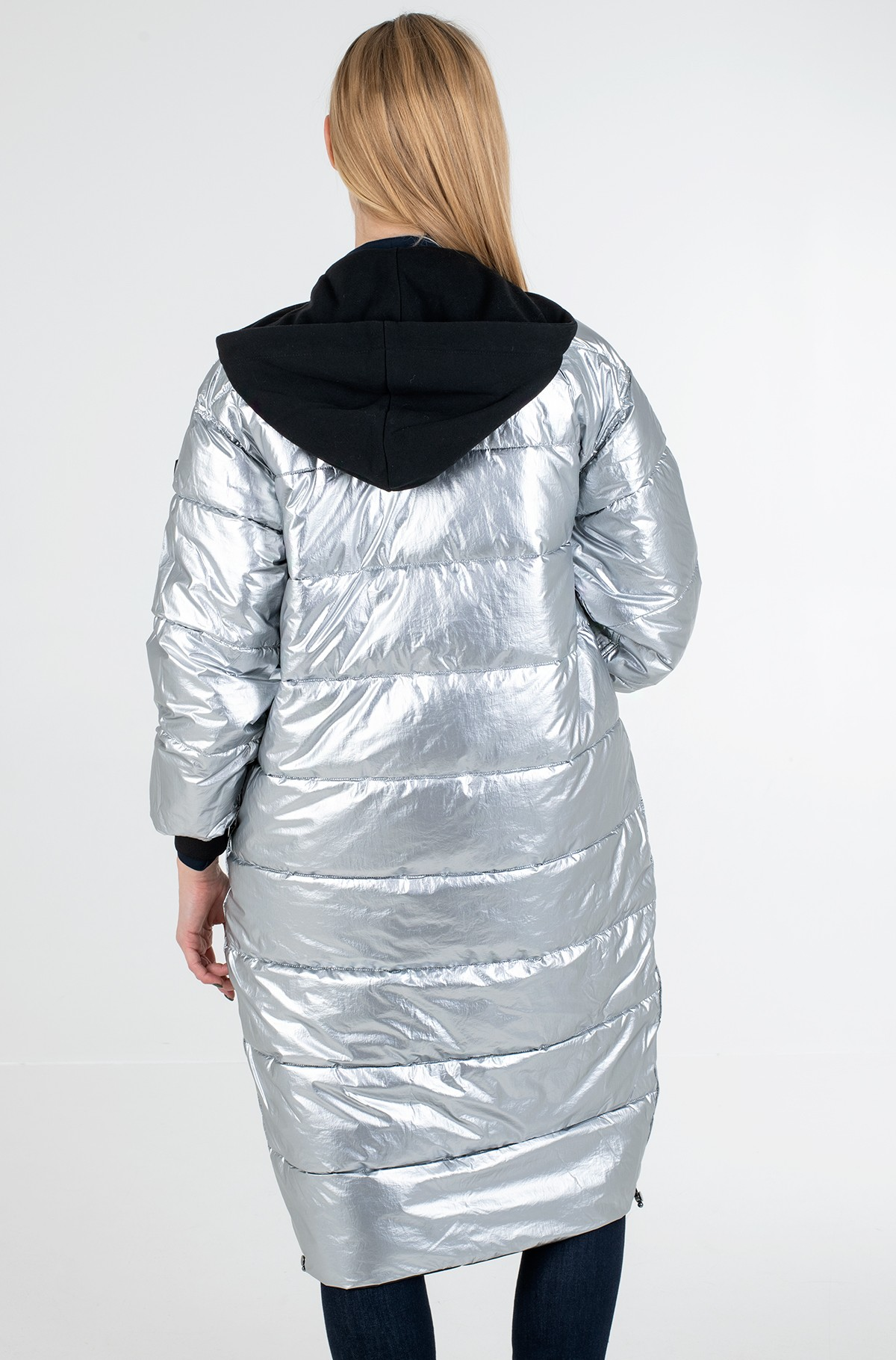 Reversible coat W0BL0B WDAY0-full-5