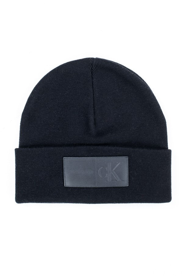 BEANIE DOUBLE LOGO-hover