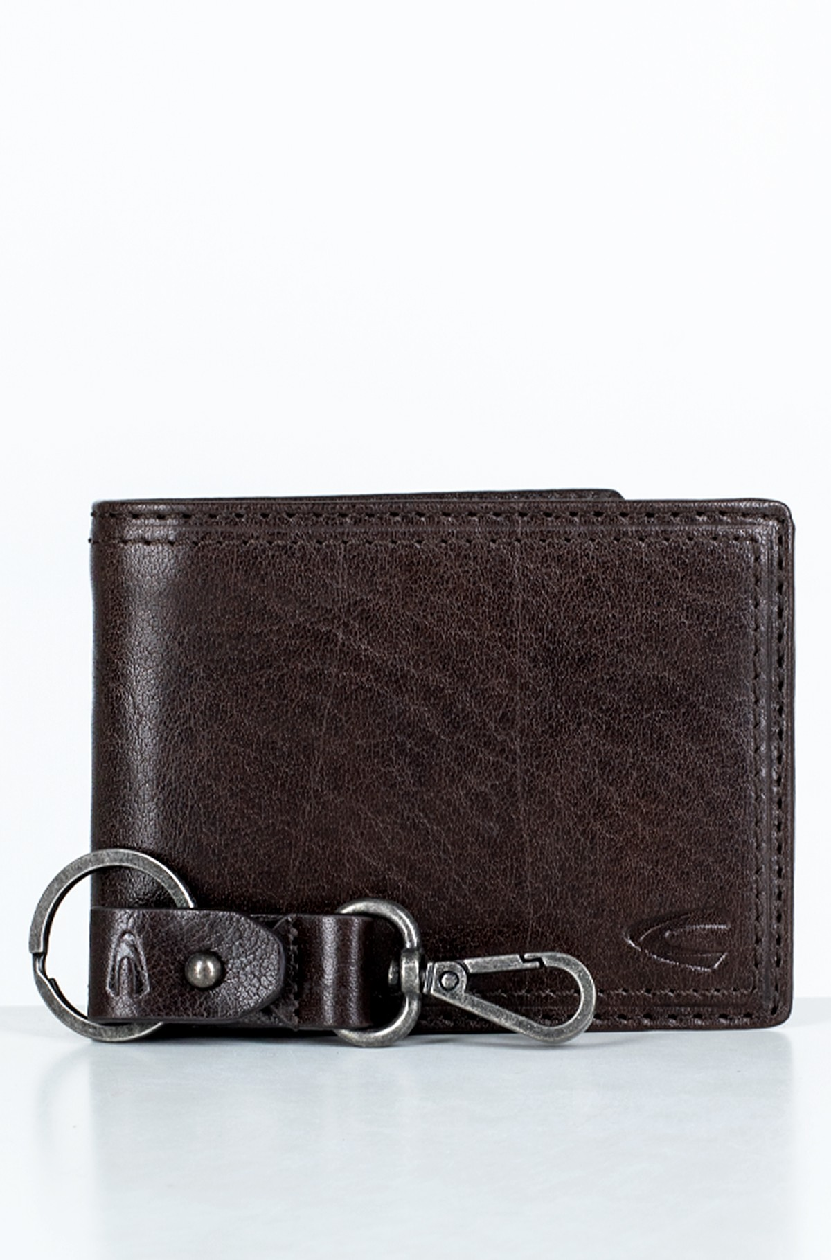 Wallet and a key chain in a gift box 288/701-full-3