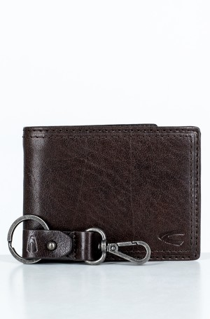 Wallet and a key chain in a gift box 288/701-3
