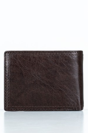 Wallet and a key chain in a gift box 288/701-5