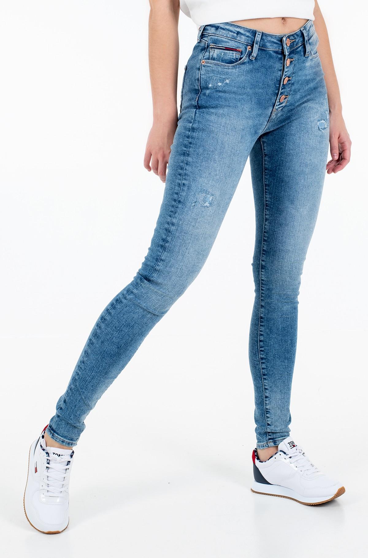 Jeans SYLVIA HR SPR SKNY BTN FLY MMBD-full-1