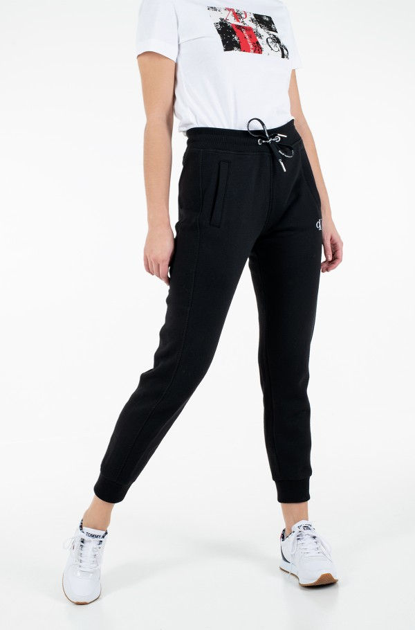CK EMBROIDERY JOGG PANTS