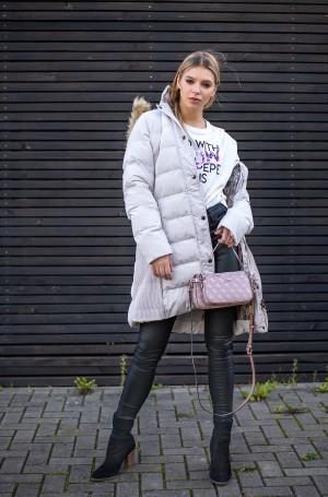 Pea coat NURITA-1