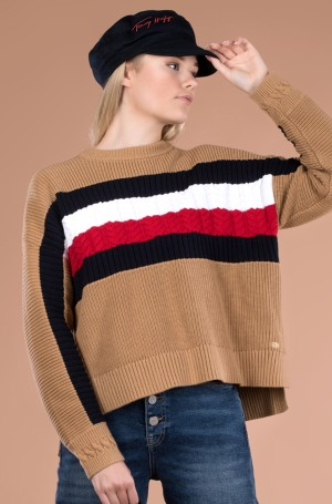Sweater ICON GLOBAL STP C-NK SWT-2