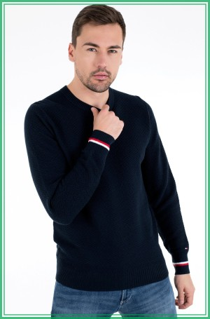 Sweater PATTERN STRUCTURE SWEATER-1