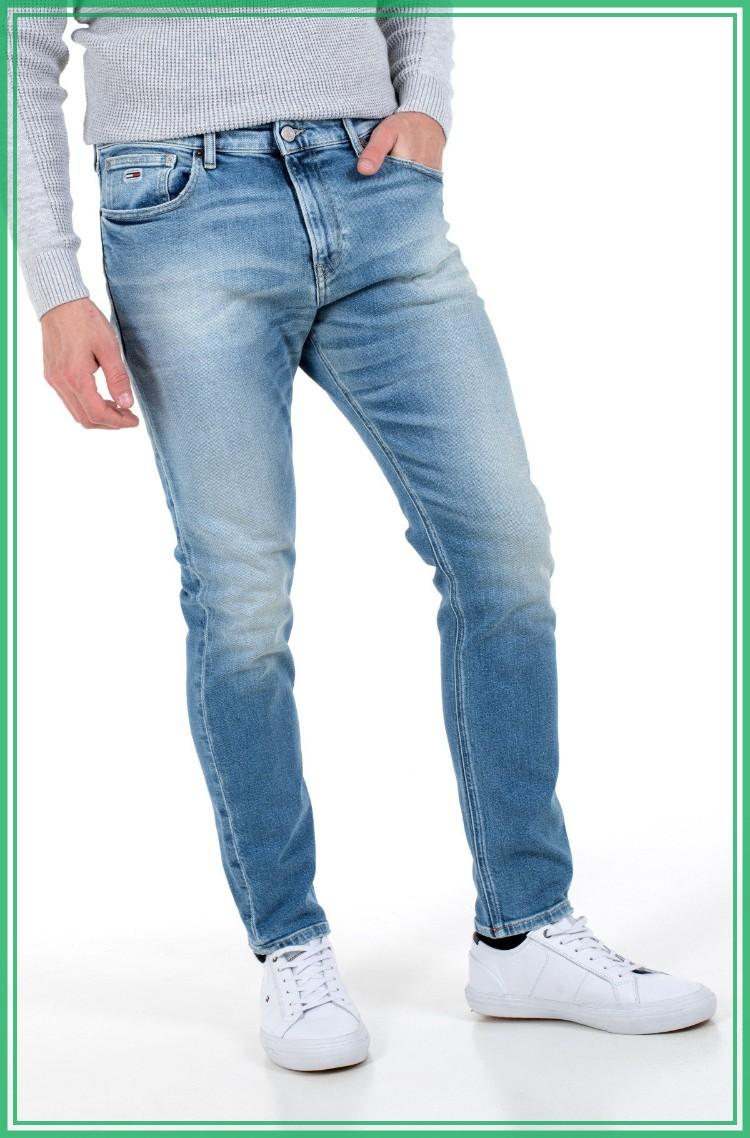 Jeans RYAN RLXD STRGHT BRLBCF-1