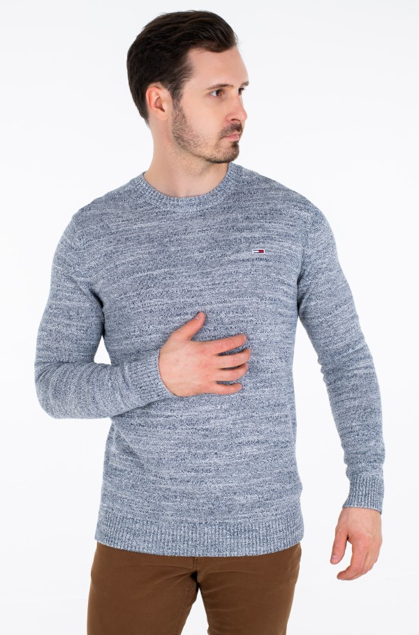 TJM ESSENTIAL TEXTURE SWEATER