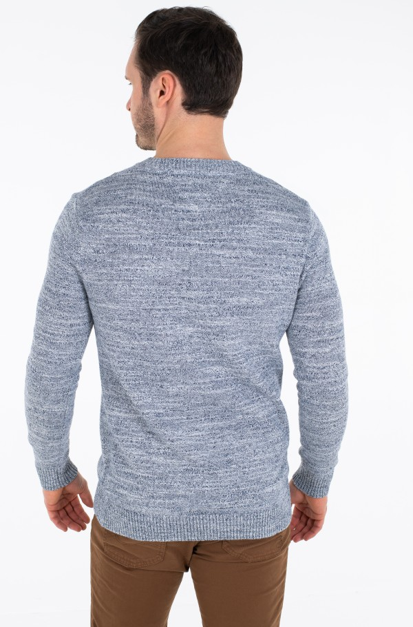 TJM ESSENTIAL TEXTURE SWEATER-hover