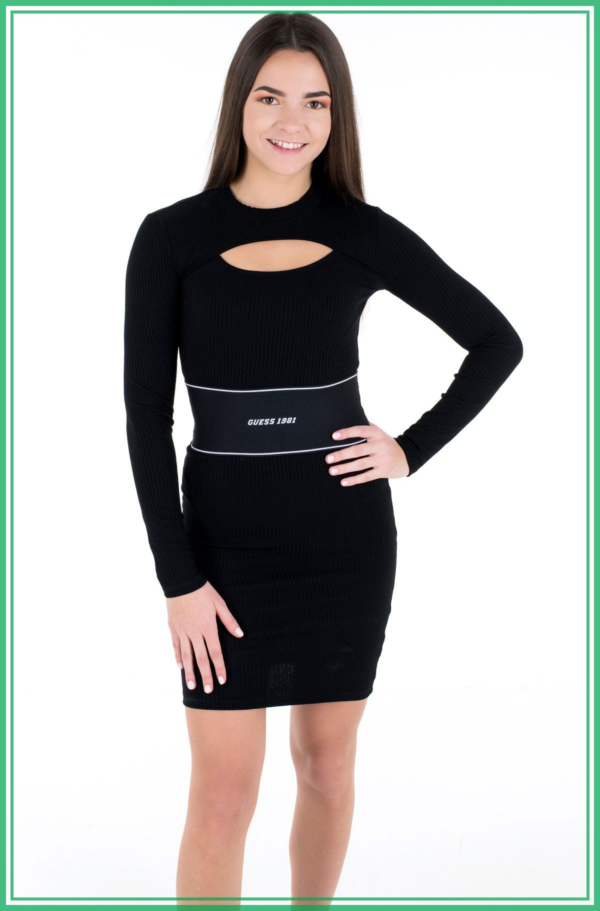 Dress W0BK09 K86Z1-full-1