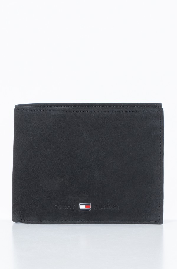 JOHNSON CC FLAP AND COIN POCKET