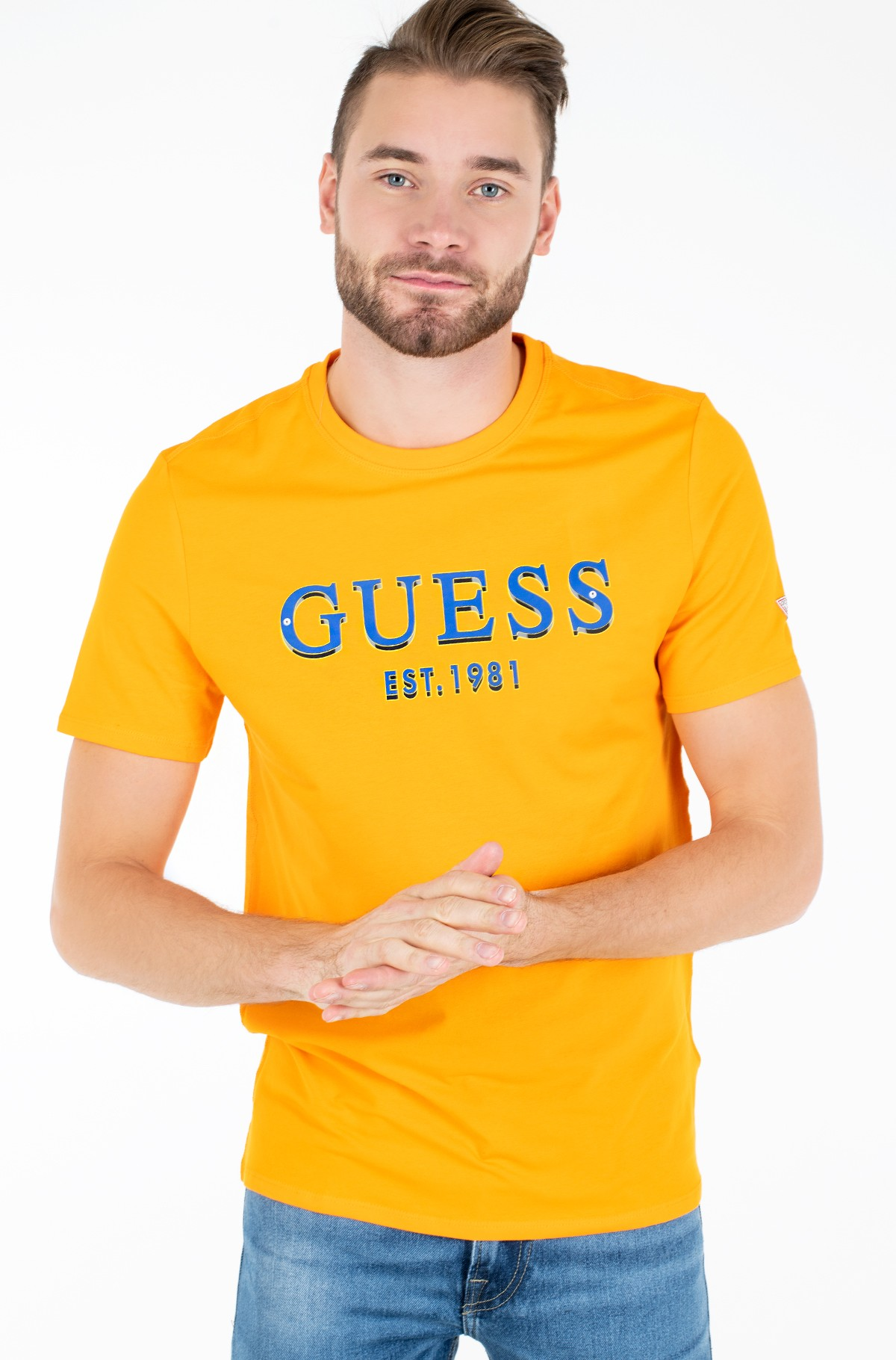 T-shirt M0BI59 J1300-full-1