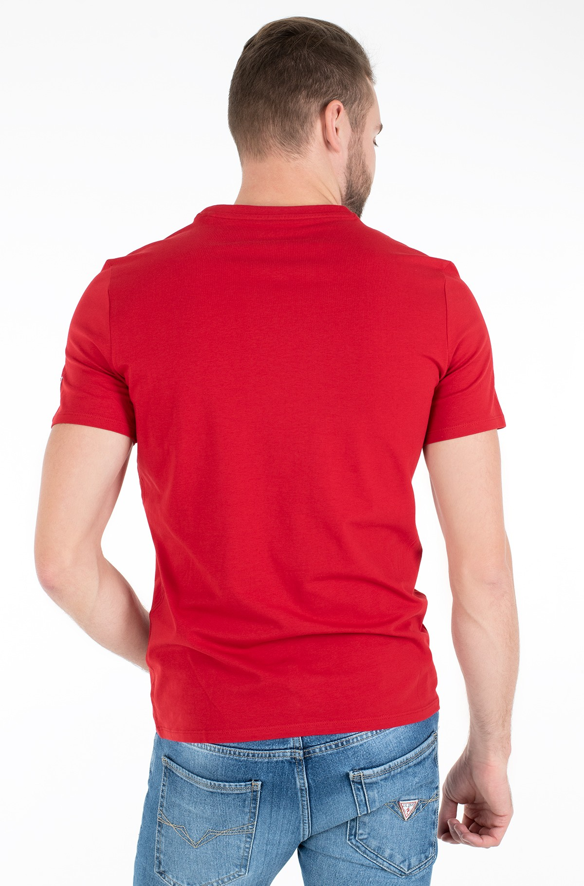 T-shirt M0BI59 J1300-full-2