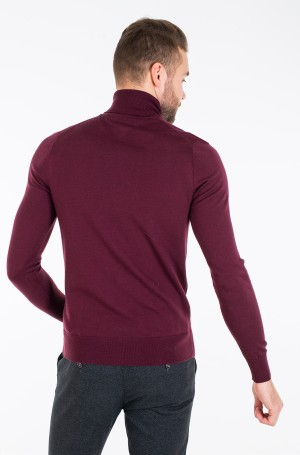 Knitwear FINE GAUGE LUXURY WOOL ROLL NECK-3