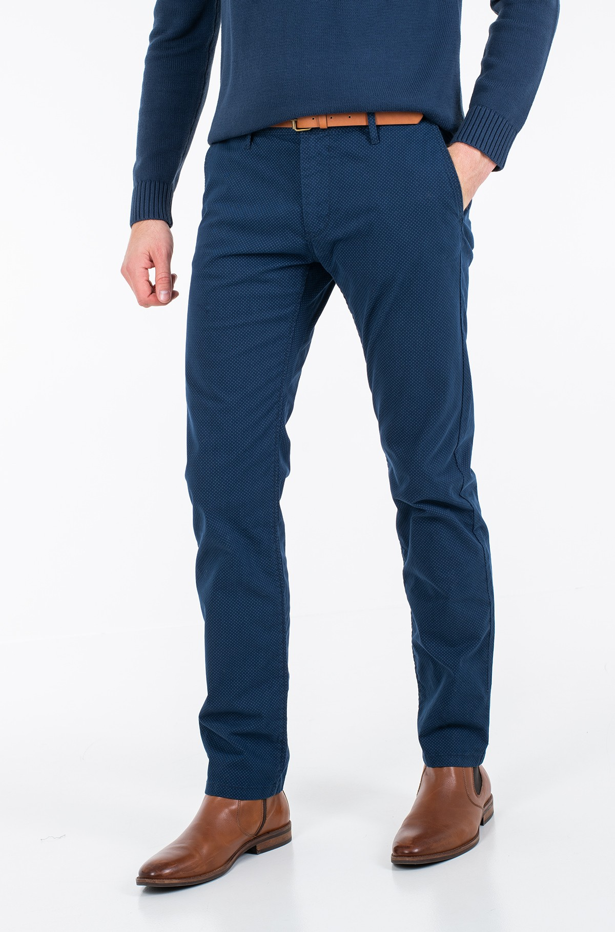 Fabric trousers 1021438-full-1