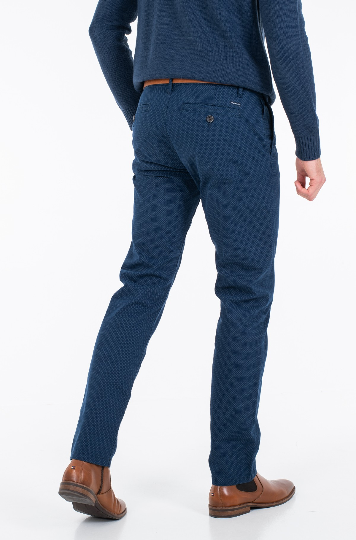 Fabric trousers 1021438-full-2