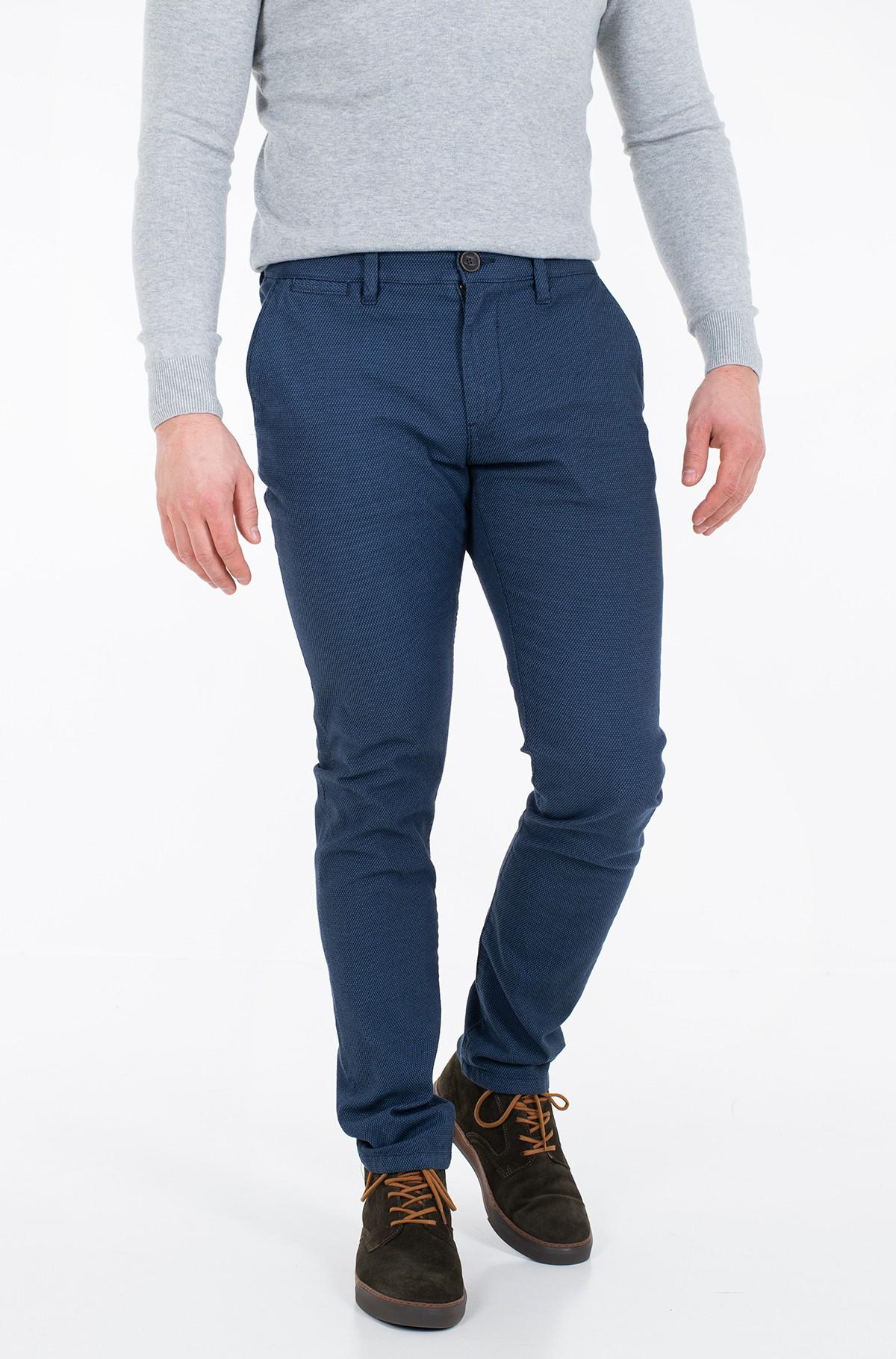 Fabric trousers 1021165-full-1