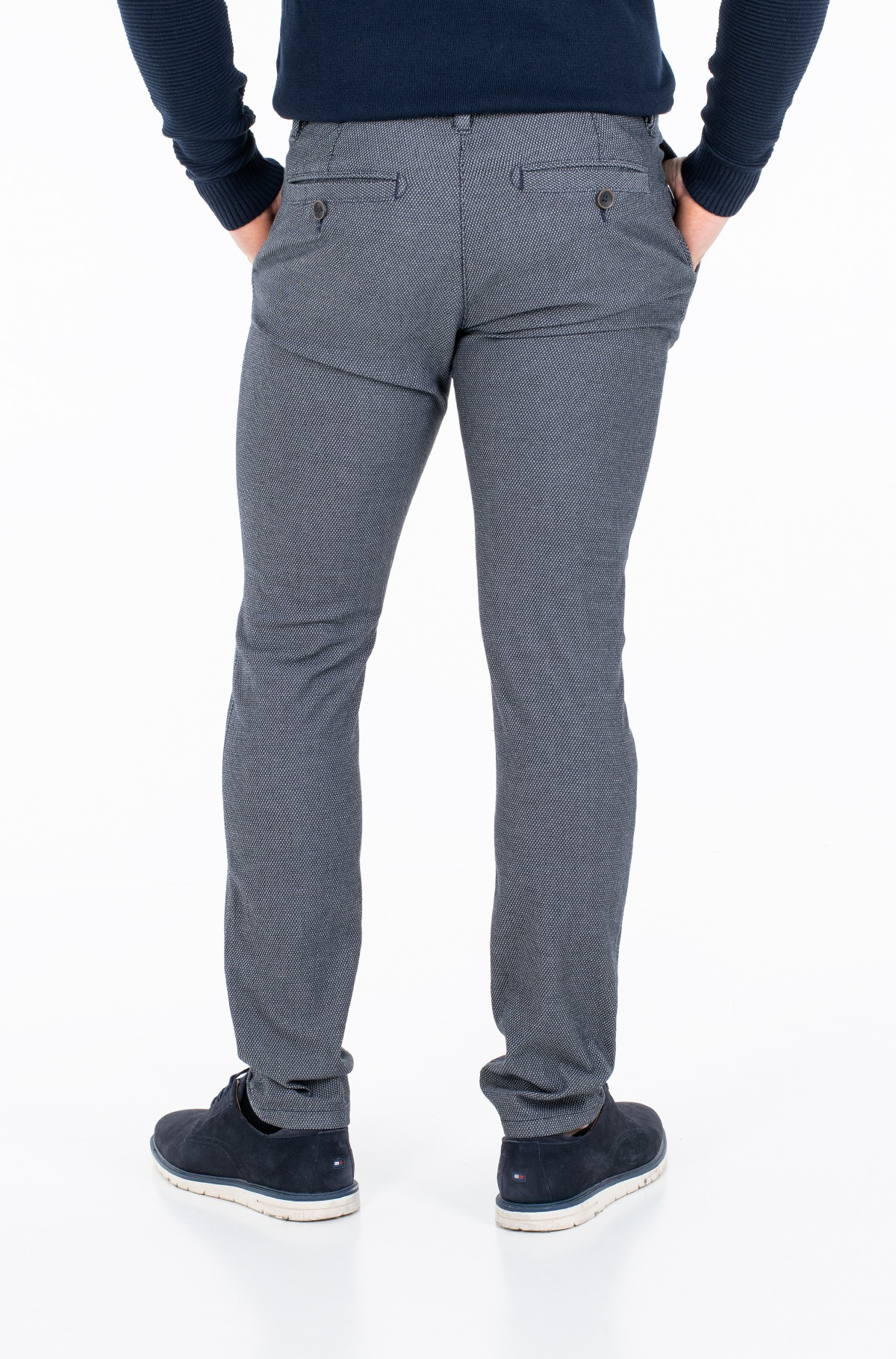 Fabric trousers 1021165-full-2