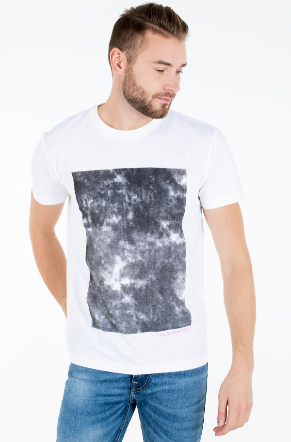 CLOUD PHOTOPRINT TEE