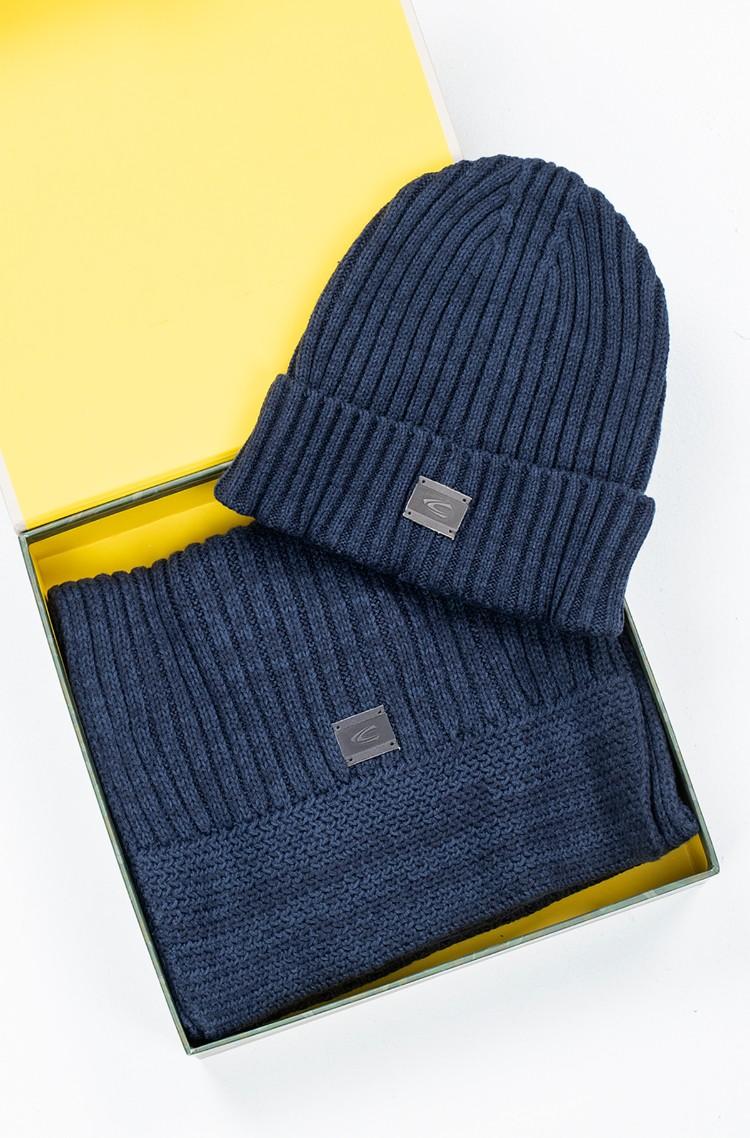 Šalle un cepure dāvanu kastītē 407200/4A20-1