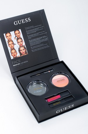 Kosmeetika komplekt Guess Season 1 Peach 101 FACE KIT-3