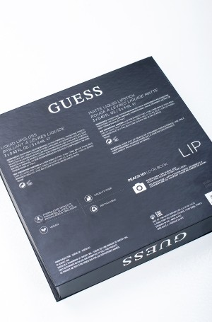Kosmeetika komplekt Guess Season 1 Peach 101 LIP KIT-3