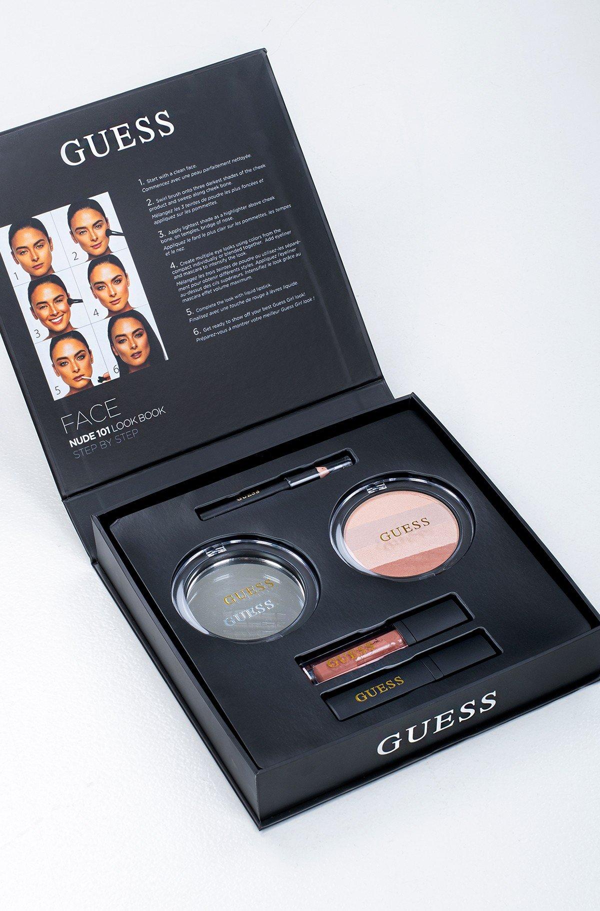 Kosmeetika komplekt Guess Season 1 Nude 101 FACE KIT-full-2