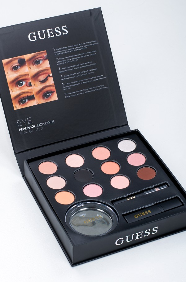 Guess Season 1 Peach 101 EYE KIT-hover