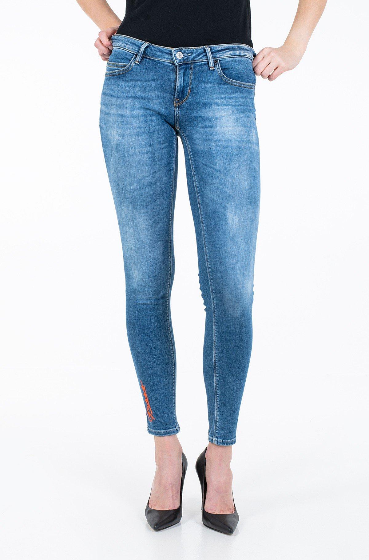 Džinsinės kelnės W0BA41 D38RD-full-1