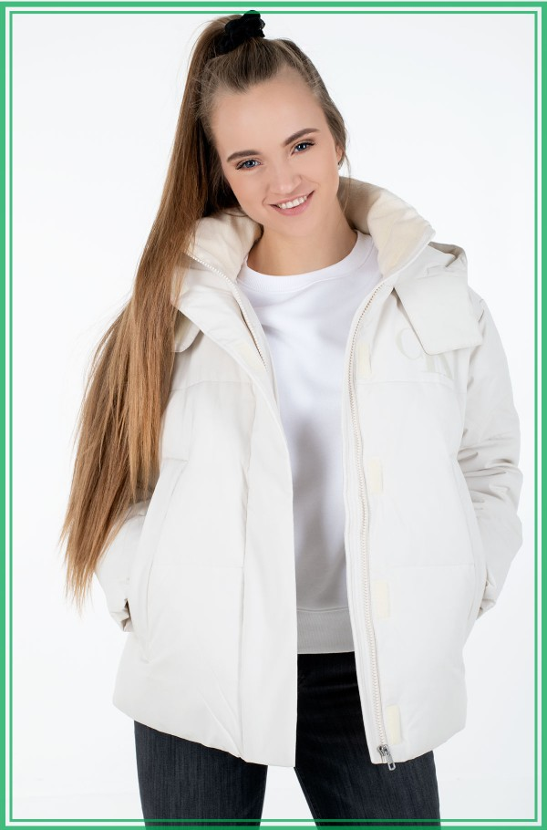 CK ECO PUFFER JACKET