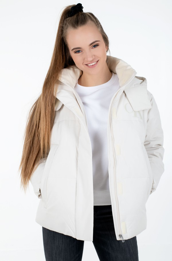CK ECO PUFFER JACKET-hover