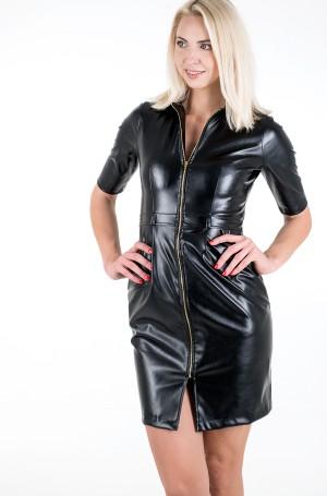 Leather dress Ethel02-2