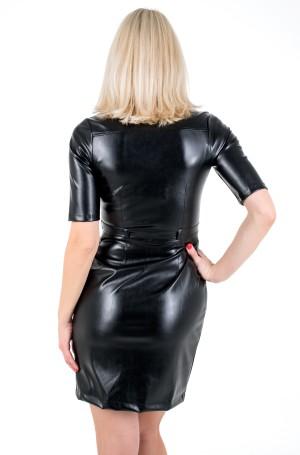 Leather dress Ethel02-4