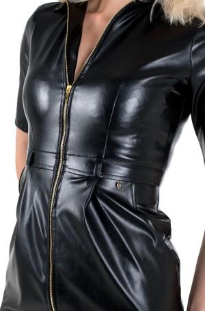 Leather dress Ethel02-3