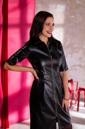 Leather dress Ethel02-1
