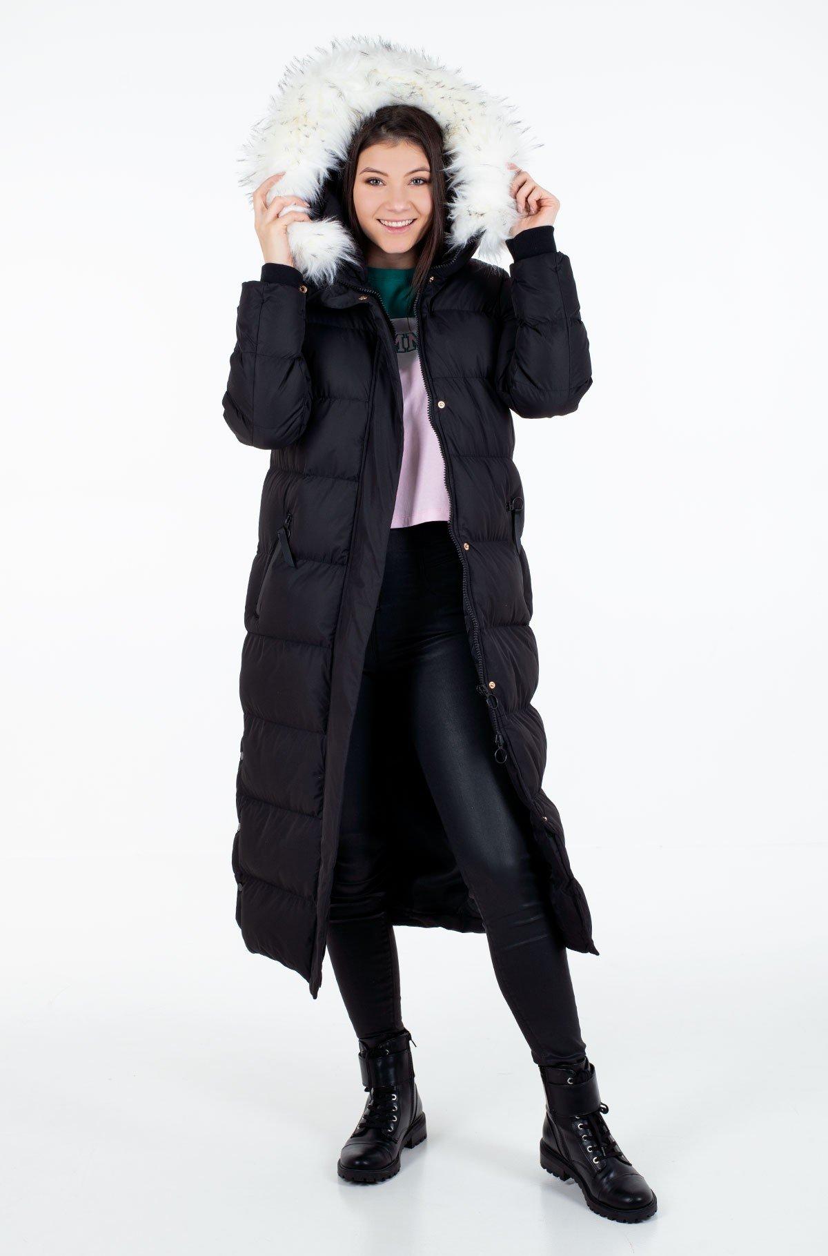 Mantel Puffer jacket JANE-full-1