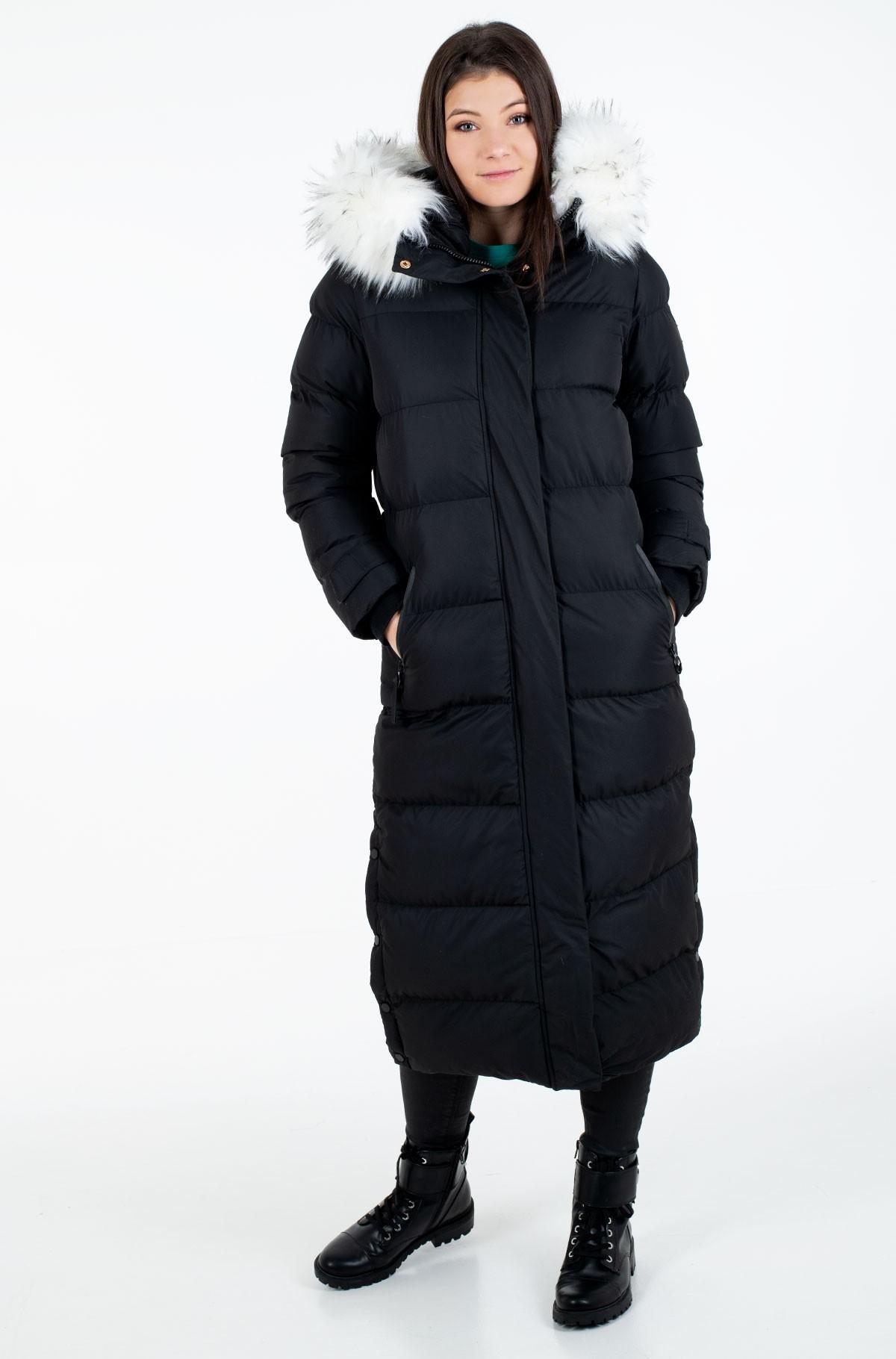 Mantel Puffer jacket JANE-full-2