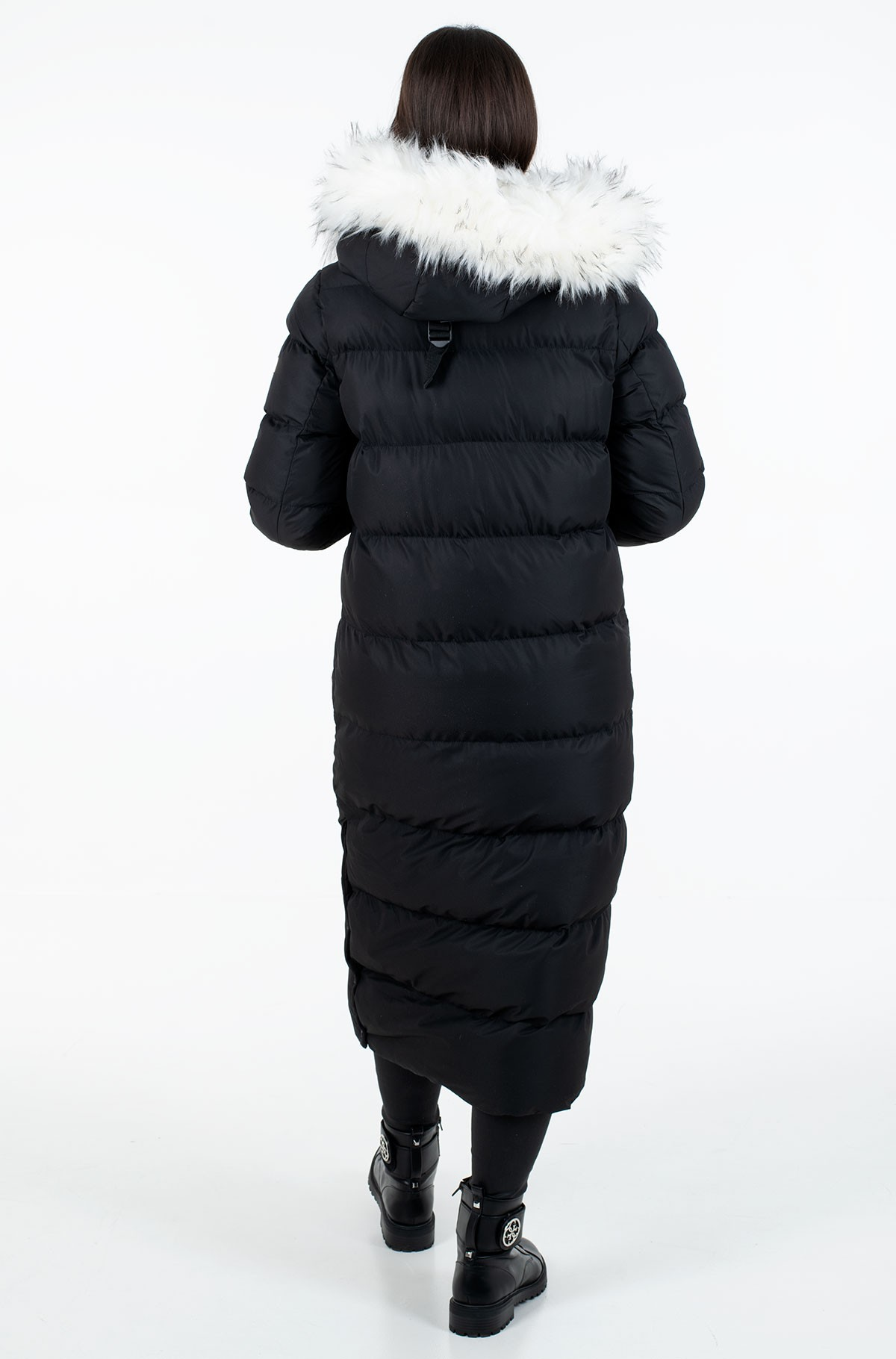 Mantel Puffer jacket JANE-full-3