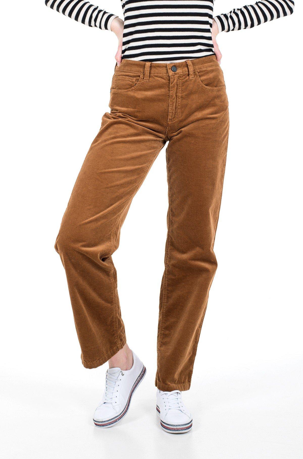 Velvetinės kelnės 377015/4445-full-2