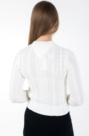 Džemperis TJW BRANDED NECK CABLE SWEATER-2