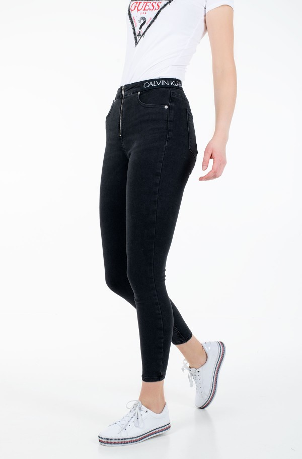 HIGH RISE SUPER SKINNY ANKLE J20J214545